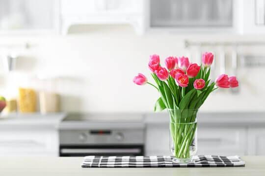 Çiçek Evin İçinde Nereye Yerleştirilmeli?