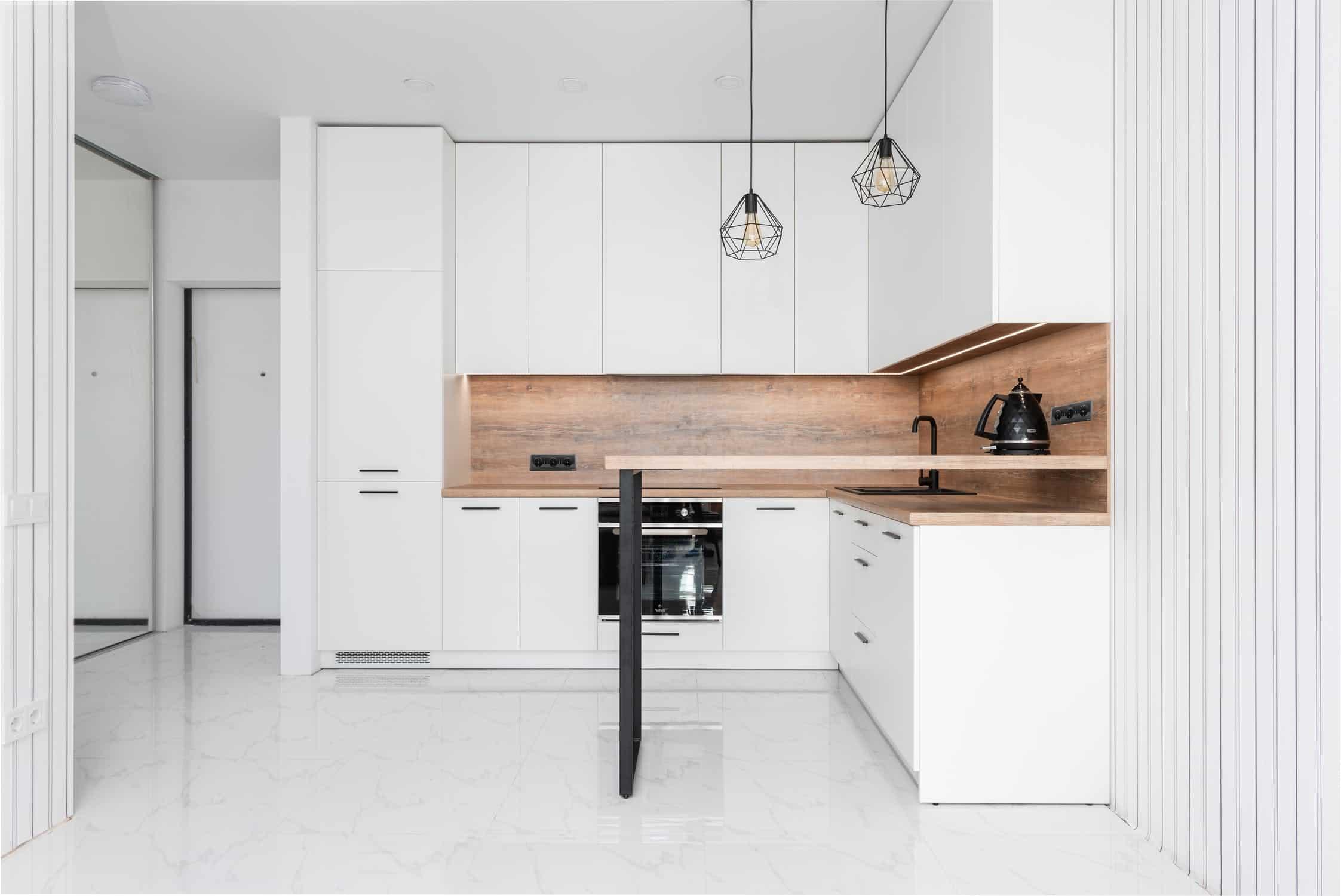 Beyaz Mutfak Nasıl Dekore Edilir
